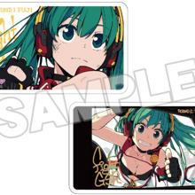 Mask Case: Racing Miku 2020 Ver. 003