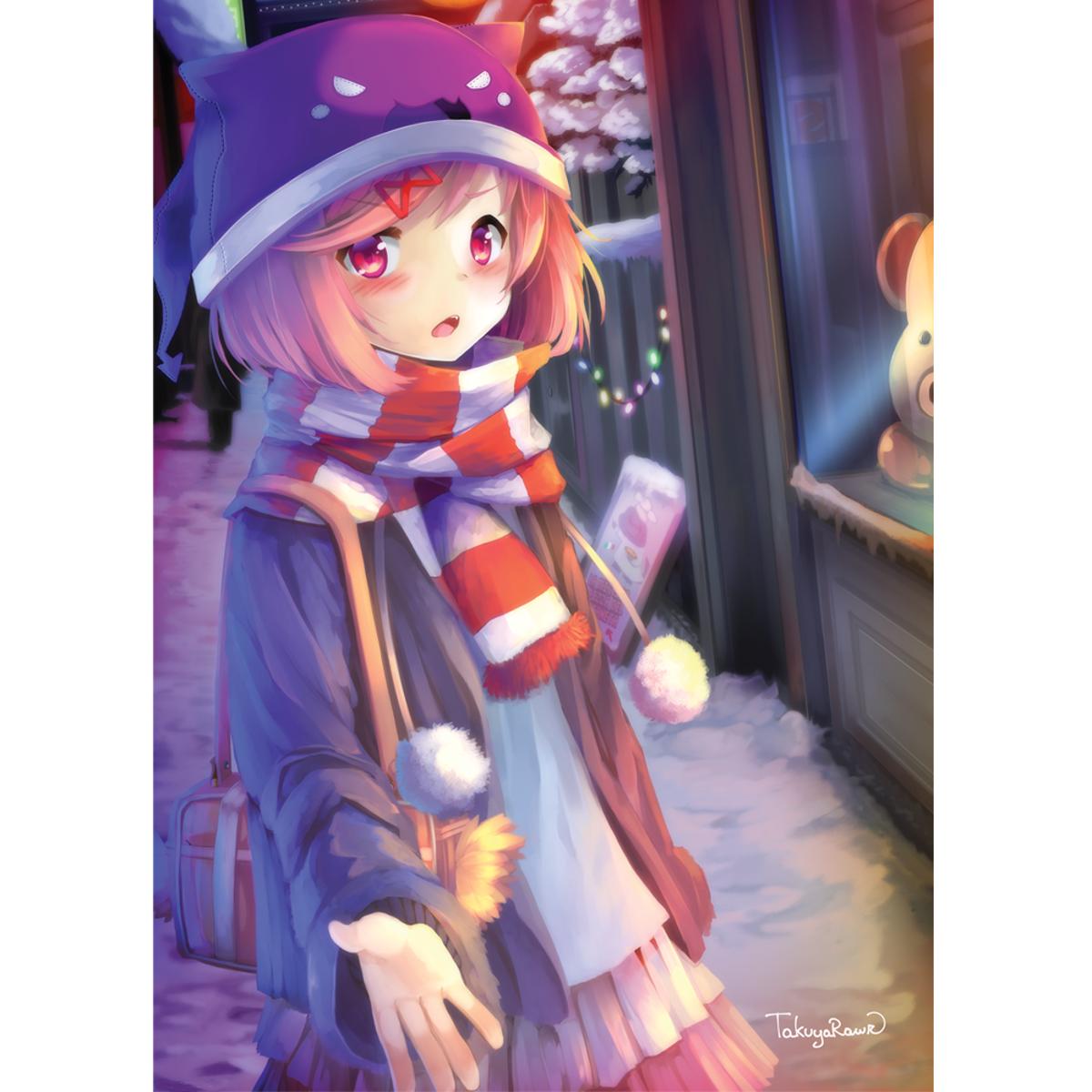 Natsuki Date Series Poster