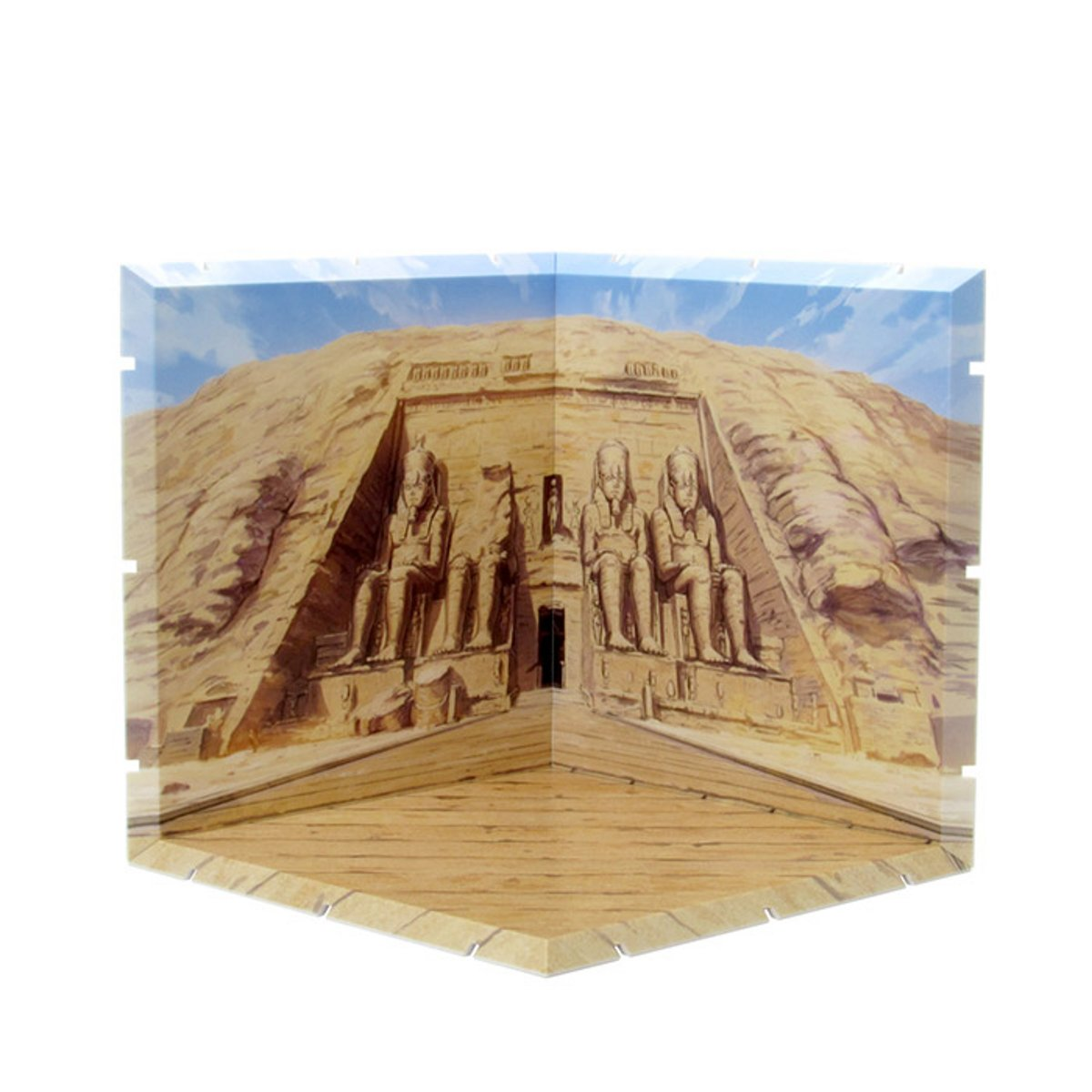 Dioramansion 150: Abu Simbel Temple