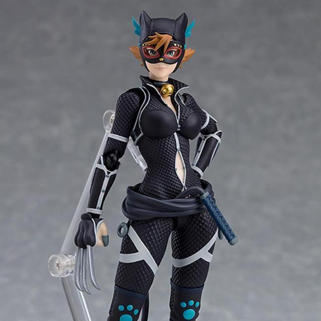 figma Catwoman: Ninja Ver.
