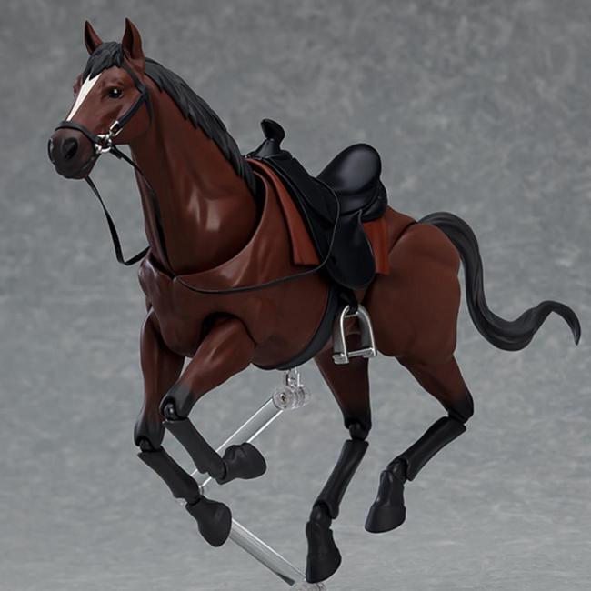 figma Horse ver. 2 (Chestnut)