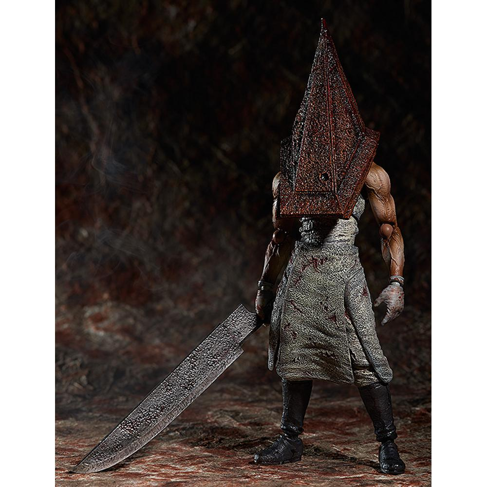 figma Red Pyramid Thing (Rerelease)