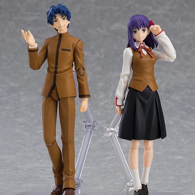 figma Shinji Matou & Sakura Matou
