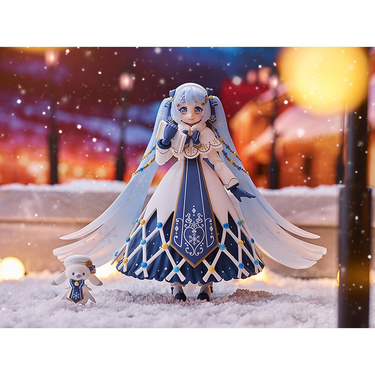 figma Snow Miku: Glowing Snow ver.