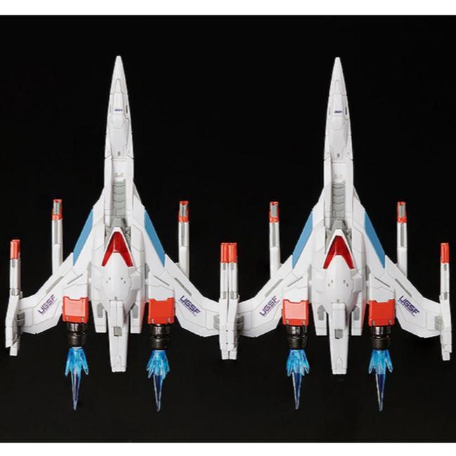 figma Galaxian Galaxip GFX-D001a / Galaga Fighter GFX-D002f