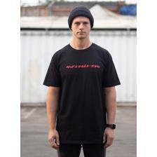 Miku Stretch - T-shirt - BLK