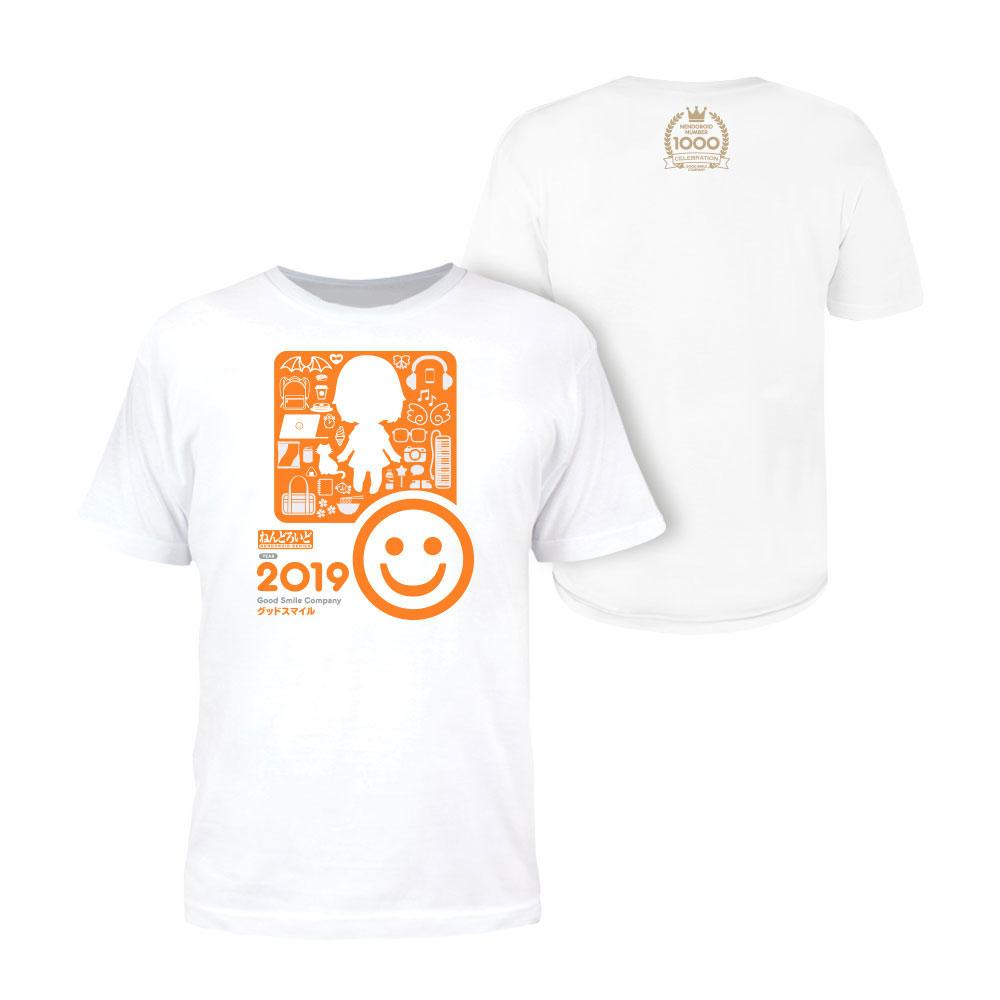 Nendoroid Number 1000 T-Shirt - White Design