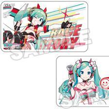 Mask Case: Racing Miku 2020 Ver. 001