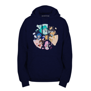 Stay Cozy Pullover Hoodie