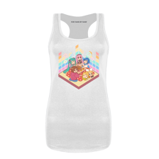 Slice of Life Women's Tank Top