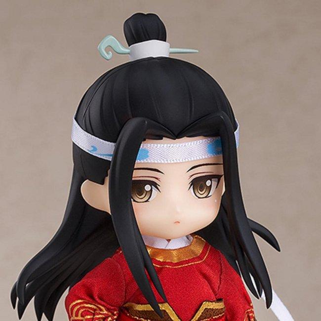 Nendoroid Doll Lan Wangji: Qishan Night-Hunt Ver.