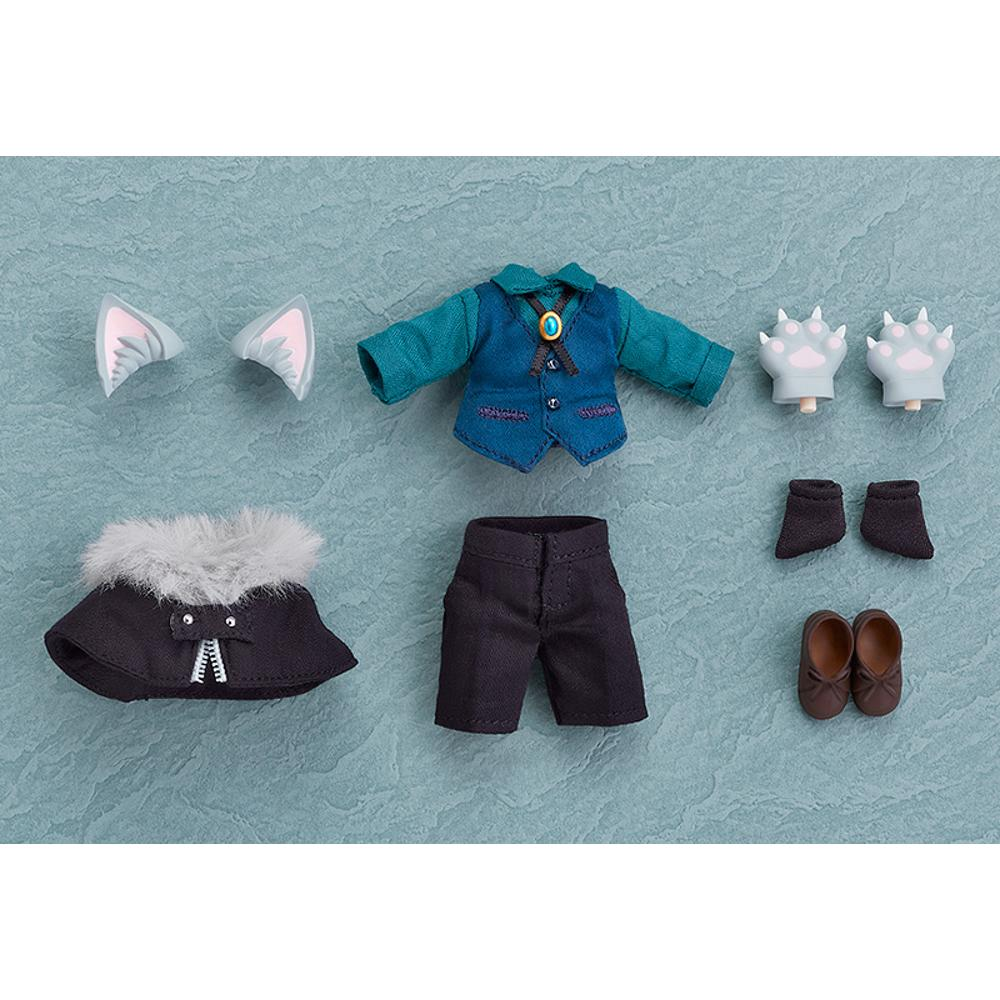 Nendoroid Doll: Outfit Set (Wolf)