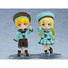 Nendoroid Doll: Outfit Set (Sailor Girl - Mint Chocolate)