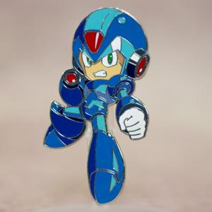 Nendoroid Pin Mega Man X