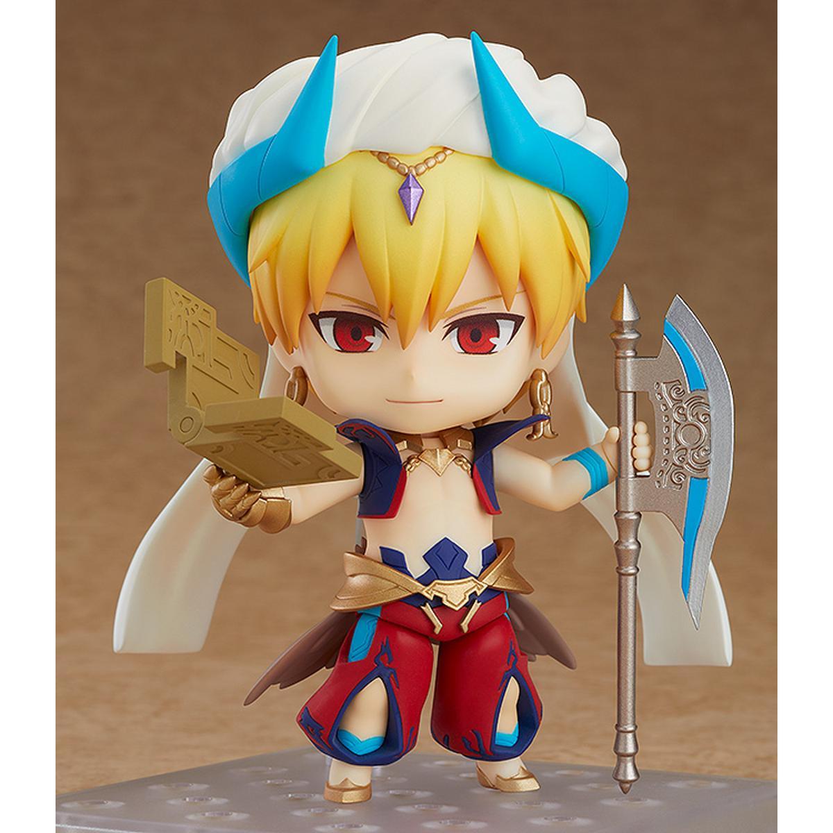 Nendoroid Caster/Gilgamesh: Ascension Ver. (Rerelease)
