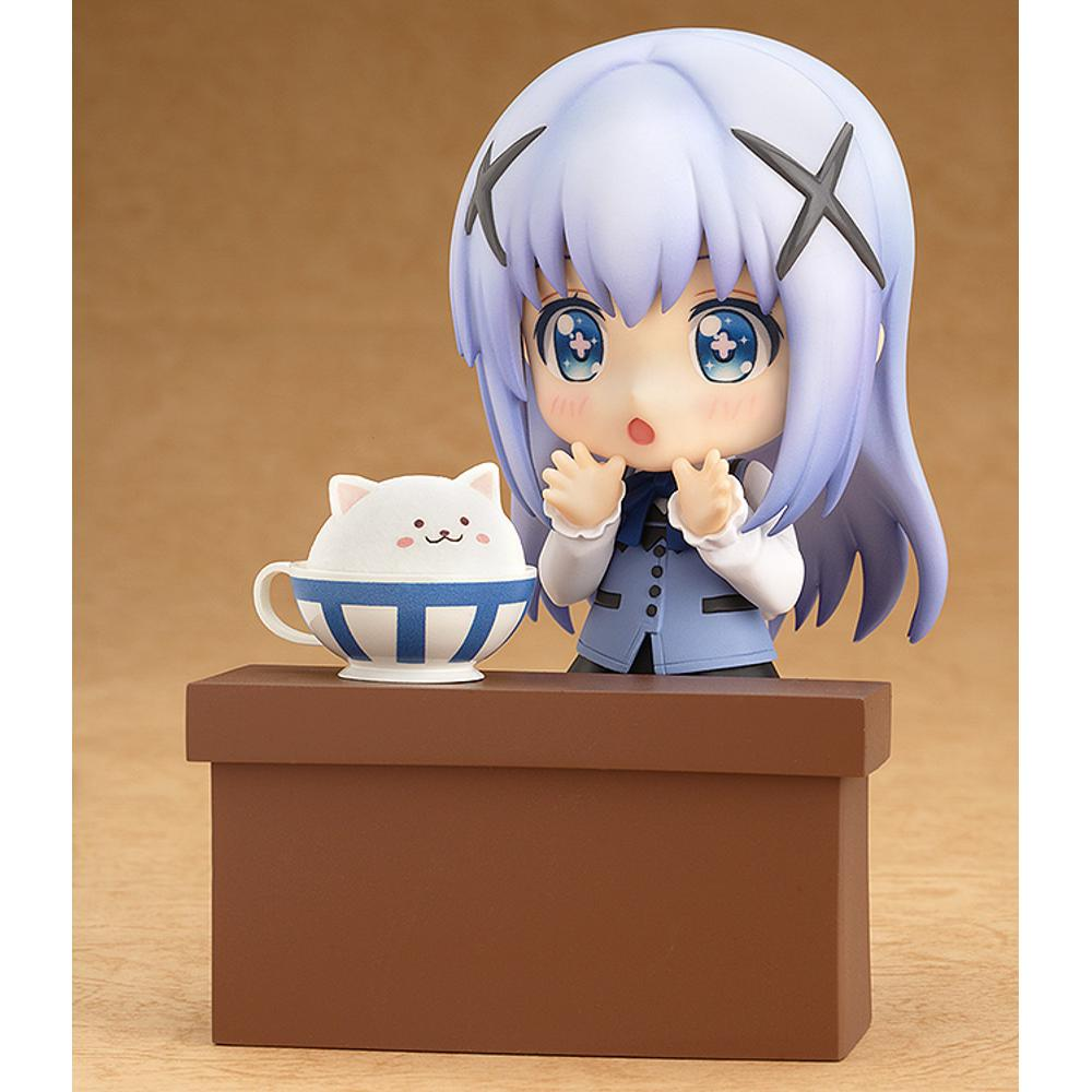 Is The Order A Rabbit Good Smile Nendoroid Chiya Figure