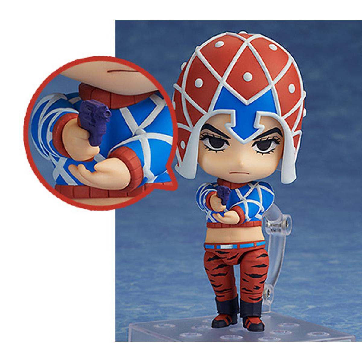 Medicos Entertainment Nendoroid JOJO/'S BIZARRE ADVENTURE Guido Mista PRE-ORDER