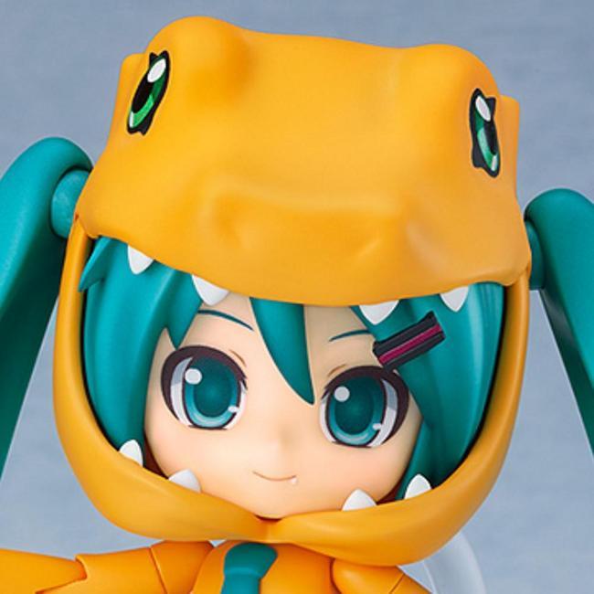 Nendoroid Hatsune Miku: Kigurumi Agumon Ver.