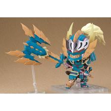 Nendoroid Hunter: Male Zinogre Alpha Armor Ver.