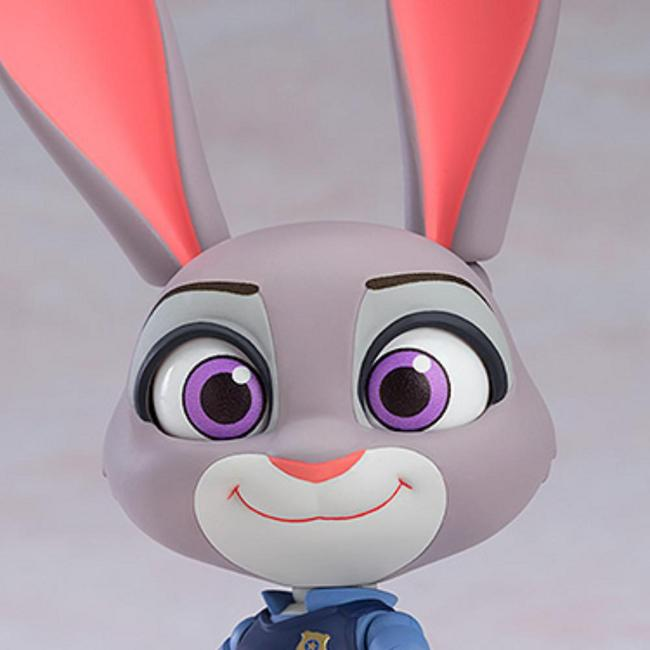 Nendoroid Judy Hopps