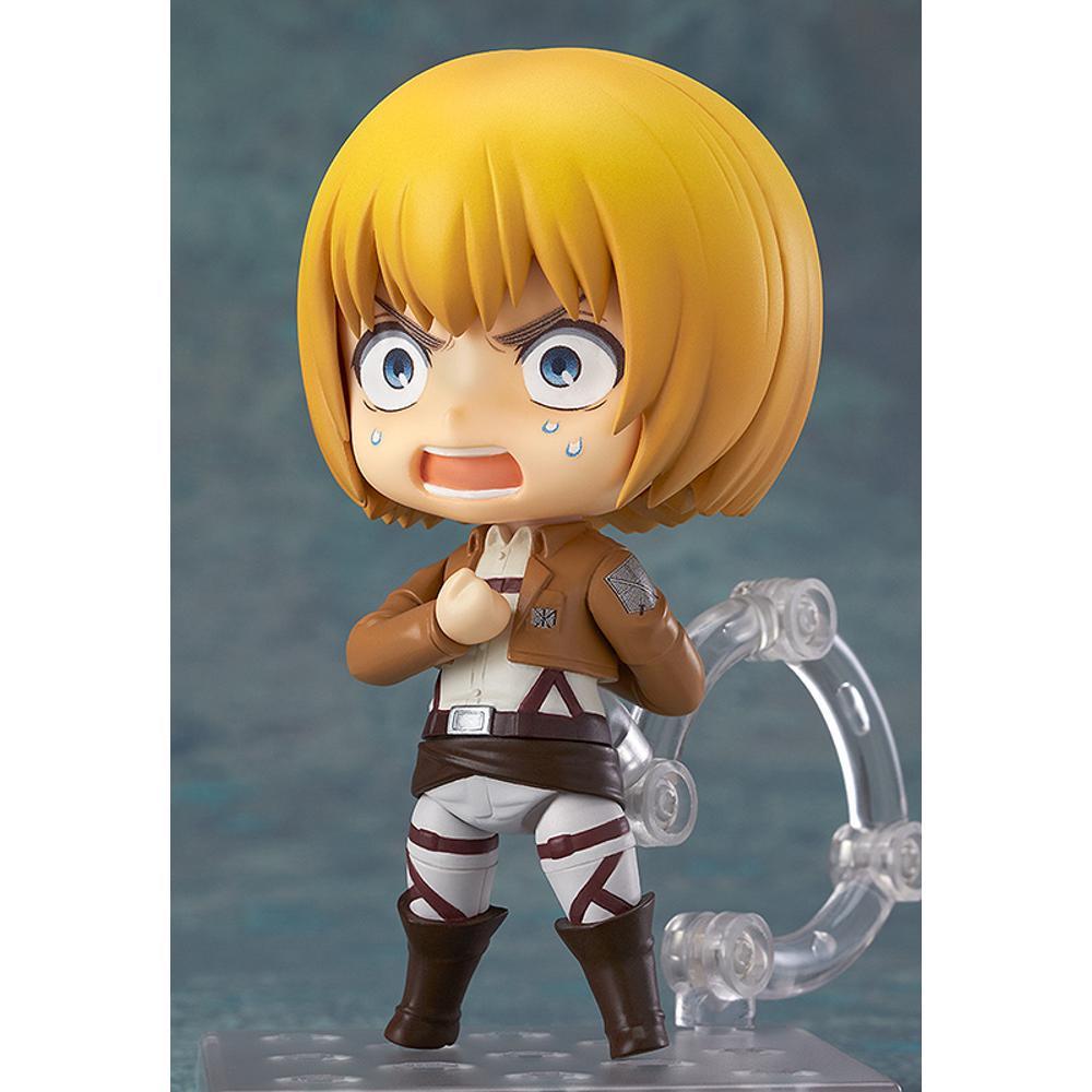 Re-run Figure Preorder Nendoroid Attack on Titan Armin Arlert
