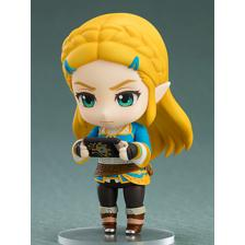 Nendoroid Zelda: Breath of the Wild Ver.