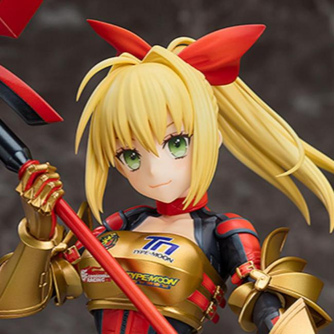 Nero Claudius: Racing Ver.