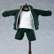 Nendoroid Doll: Outfit Set (Gym Clothes - Green)