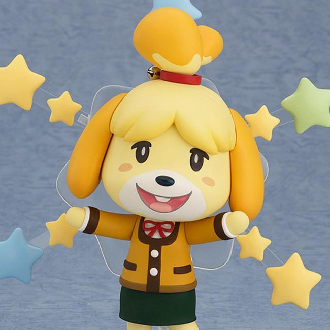 Nendoroid Shizue (Isabelle): Winter Ver.