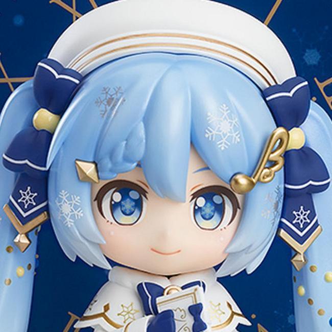 Nendoroid Snow Miku: Glowing Snow Ver. (Rerelease)