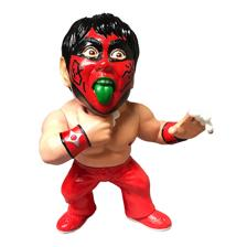 16d Collection 016 The Great Muta (90s Red Paint)
