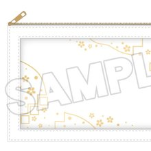 Custom Pouch: Miyabi/Snow