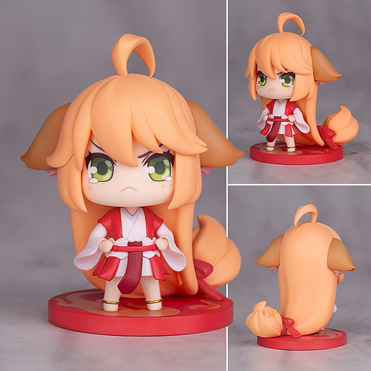 Fox Spirit Matchmaker Chibi Figures