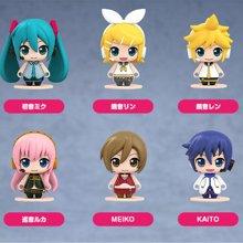 Pocket Maquette: Hatsune Miku 01