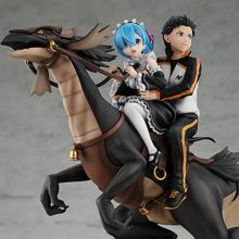 Rem & Subaru: Attack on the White Whale Ver.
