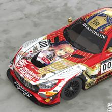 1/64 Scale GOODSMILE RACING & TYPE-MOON RACING 2019 SPA24H Test Day Ver.