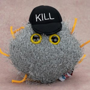 Cells At Work!: X Giantmicrobes - Killer T Cell Plush