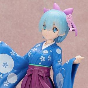 Re:Zero Spm Figure Rem Nagomi Style