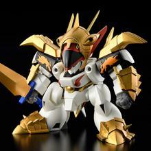 PLAMAX MS-07 Metal Jacket RYUOUMARU