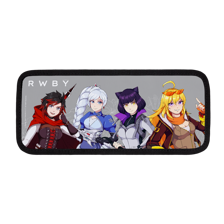 The Gang's All Here Canvas Wallet