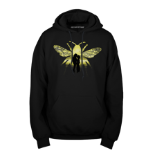 Bumblebee Pullover Hoodie