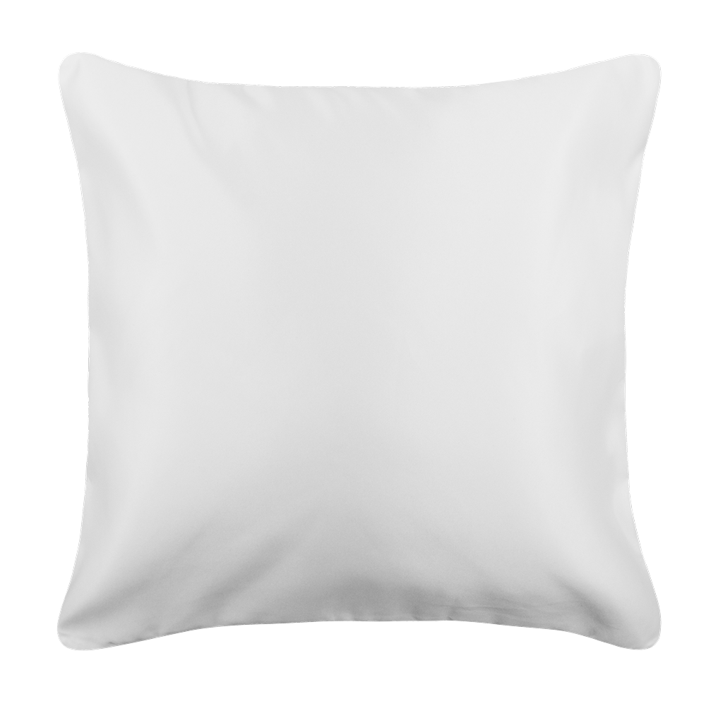 From Shadows White Pillow Case