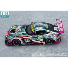 1/64 Scale Good Smile Hatsune Miku AMG 2020 SUPER GT Ver.