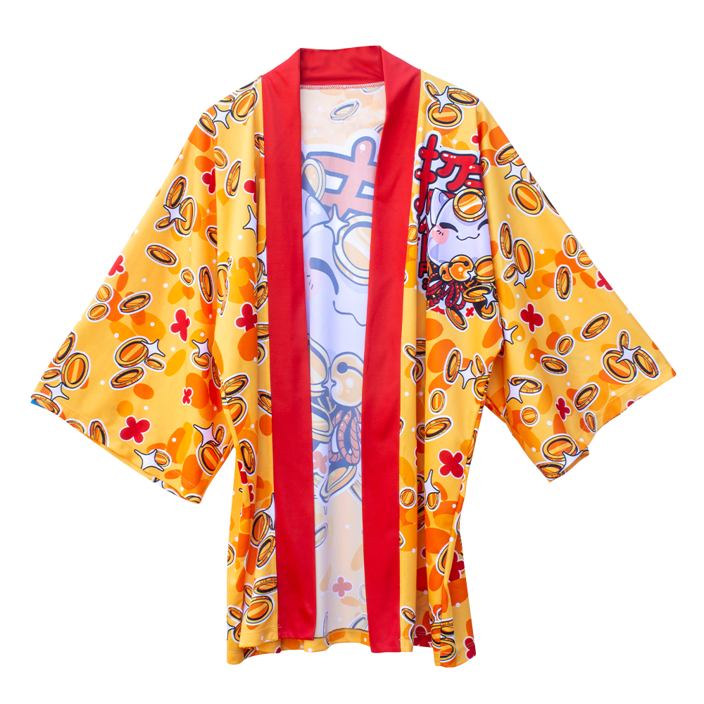 Maneki Slime! Happi Coat